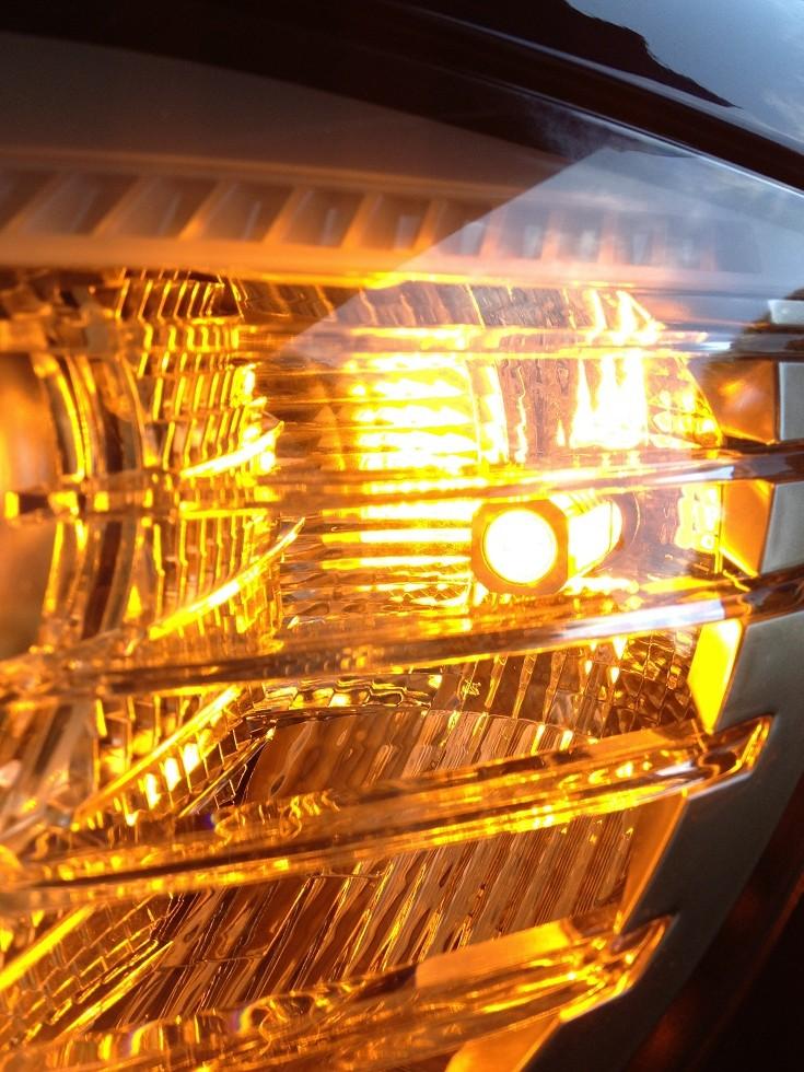 7 5w High Power Py24w Bmw Led Turn Signal Amber Yellow